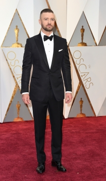 Oscars 2017: Justin Timberlake