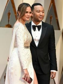 Parejas de los Oscars 2017: Chrissy Teigen y John Legend