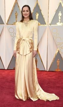 Oscars 2017: Dakota Johnson