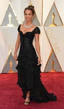 Oscars 2017: Alicia Vikander