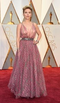 Oscars 2017: Scarlett Johansson