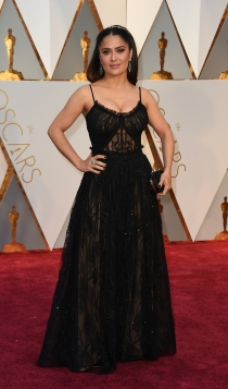 Oscars 2017: Salma Hayek