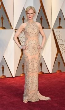 Oscars 2017: Nicole Kidman
