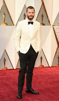 Oscars 2017: Jamie Dornan