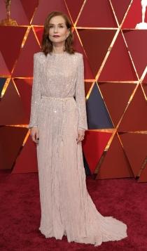 Oscars 2017: Isabelle Huppert