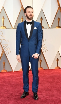 Oscars 2017: Chris Evans