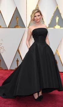 Oscars 2017: Kirsten Dunst