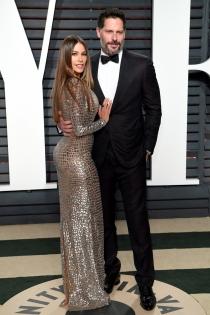 Parejas en los Oscars 2017: Sofía Vergara y Joe Manganiello
