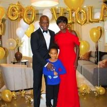 Oscars 2017 en Instagram: la celebración de Viola Davis