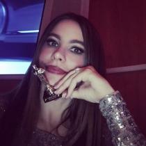 Oscars 2017 en Instagram: Sofía Vergara con su mini premio