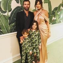 Oscars 2017 en Instagram: Alessandra Ambrosio, Jamie Mazur y sus hijos