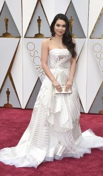 Oscars 2017: Aulii Cravalho