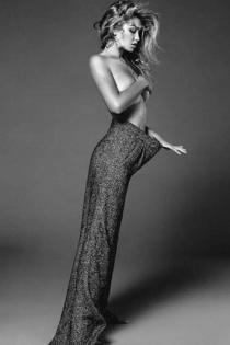 Pocas fotos más sexys como ésta de Gigi Hadid