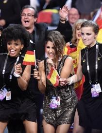 Barei: Representante en Eurovisión