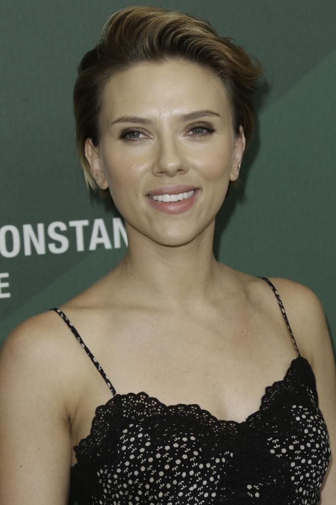 Un Corte Pixie Mas Largo Peinado A Lo Scarlett Johansson