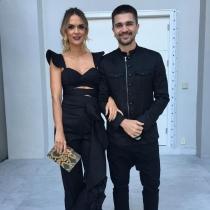 Juanes y Karen Martínez, juntos ante todo