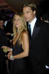 La foto más sofisticada de Brad Pitt y Jennifer Aniston