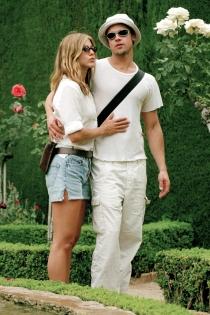 Las vacaciones de Brad Pitt y Jennifer Aniston