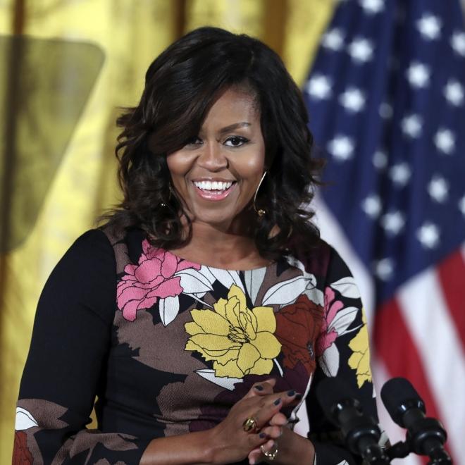 Mujeres que han cambiado el mundo: Michelle Obama