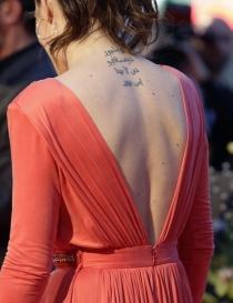 Malú: Loca por los tatuajes