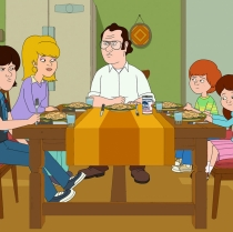 Series de dibujos para adultos: F is for Family