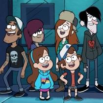 Series de dibujos para adultos: Gravity Falls