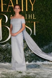 El look de princesa de Emma Watson