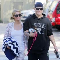 Parejas inesperadas: Paris Hilton y  Chris Zylka
