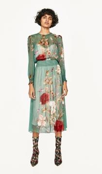 Vestidos de ZARA para bodas: una oda a las transparencias