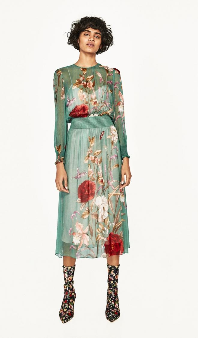 Mariages Robes De Trxqsdch Pour Invitées 2017 Zara 8 SpVMUz