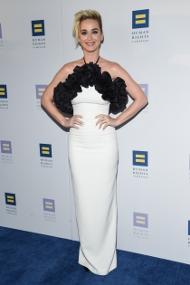 Famosas bisexuales: Katy Perry