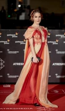 Festival de Cine de Málaga 2017: Amarna Miller