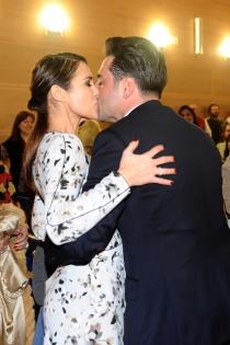 Paula Echevarría y David Bustamante, siempre juntos