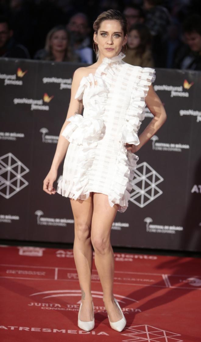 Festival de Cine de Málaga 2017: María León