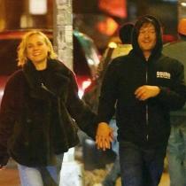 Parejas inesperadas: Diane Kruger y Norman Reedus