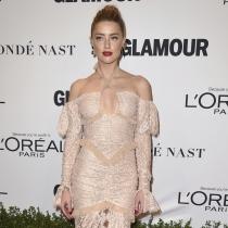 Famosas que cambiaron hombres por mujeres: Amber Heard