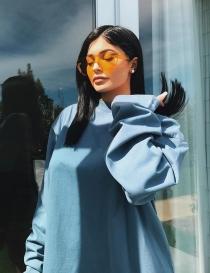 Gafas tintadas: Kylie Jenner