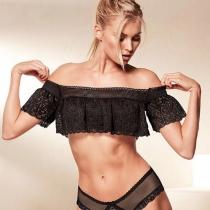 Escotes underboobs: las modelos de Victoria's Secret