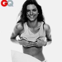 Escotes underboobs: la foto más sexy de Kendall Jenner