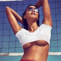 Escote underboob: la foto más sexy de Lais Ribeiro