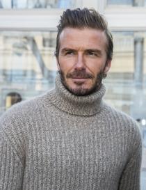 Famosos que hablan español: David Beckham