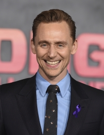 Famosos que hablan español: Tom Hiddleston