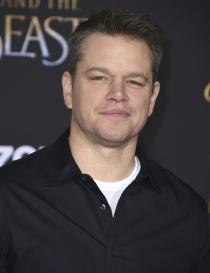 Famosos que hablan español: Matt Damon