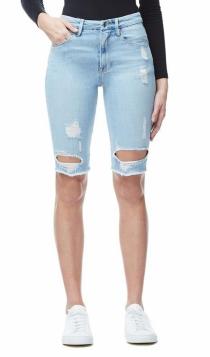 Shorts de Good American: los mejores estilismos de las Kardashian