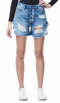 Shorts de Good American: el look con más aberturas