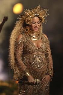 Beyoncé embarazada: looks brillantes para futuras mamás