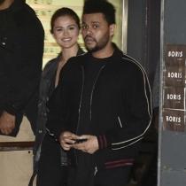 Selena Gomez recupera la sonrisa con Abel Tesfaye