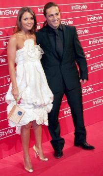 Paula Echevarría y David Bustamante no eran precisamente el colmo del estilo