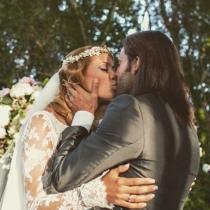 La boda de ensueño de Elisabeth Reyes y Sergio Sánchez