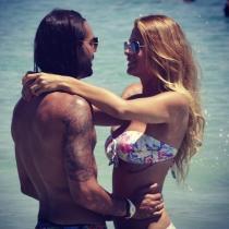 La relación de amor de Elisabeth Reyes y Sergio Sánchez